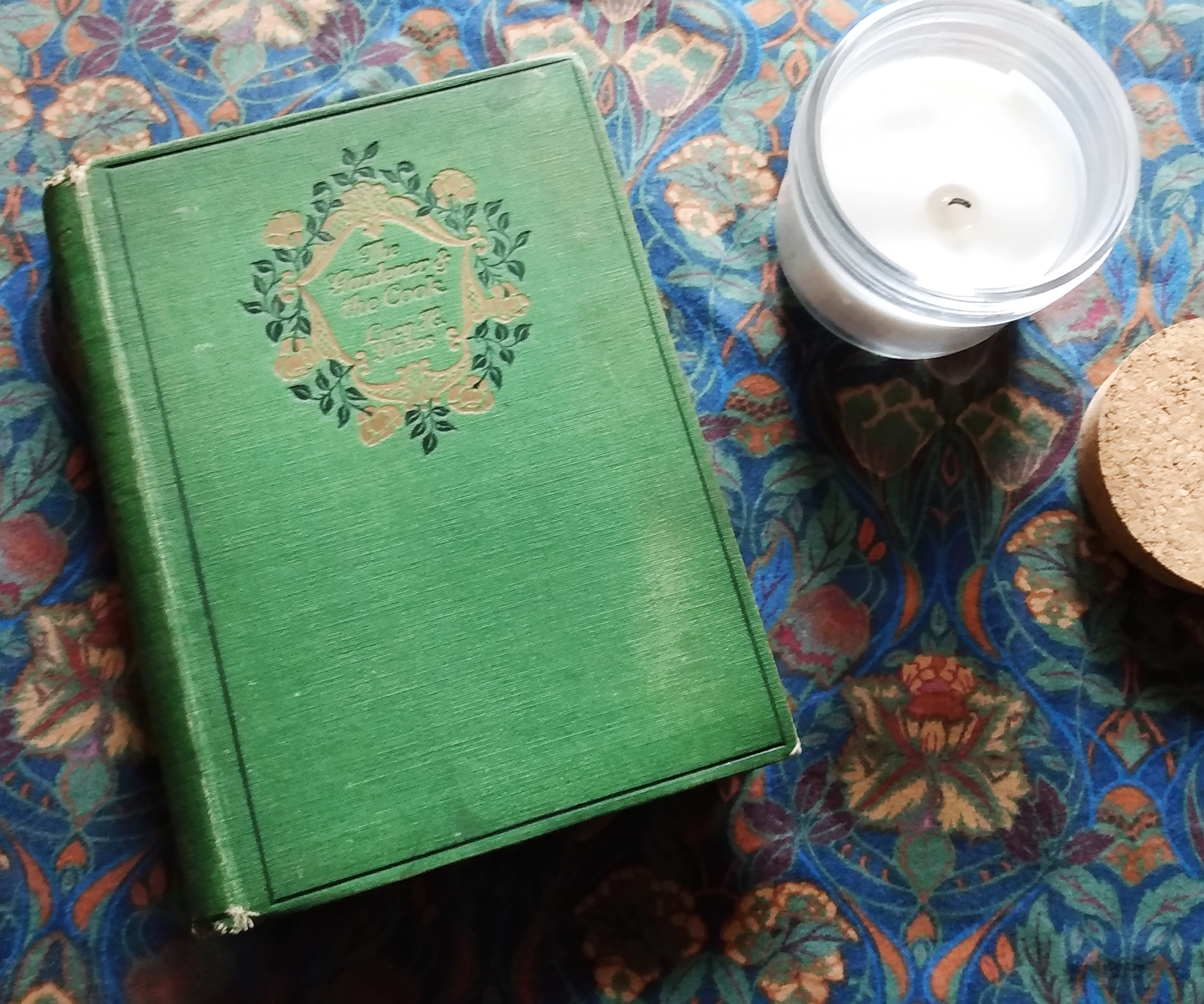 Book review the gardener and the cook