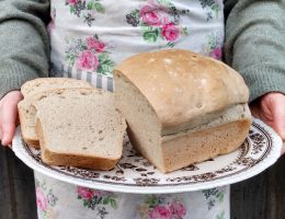 How to make homemade white bread featured image