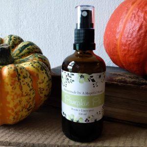main image pumpkin pie spray