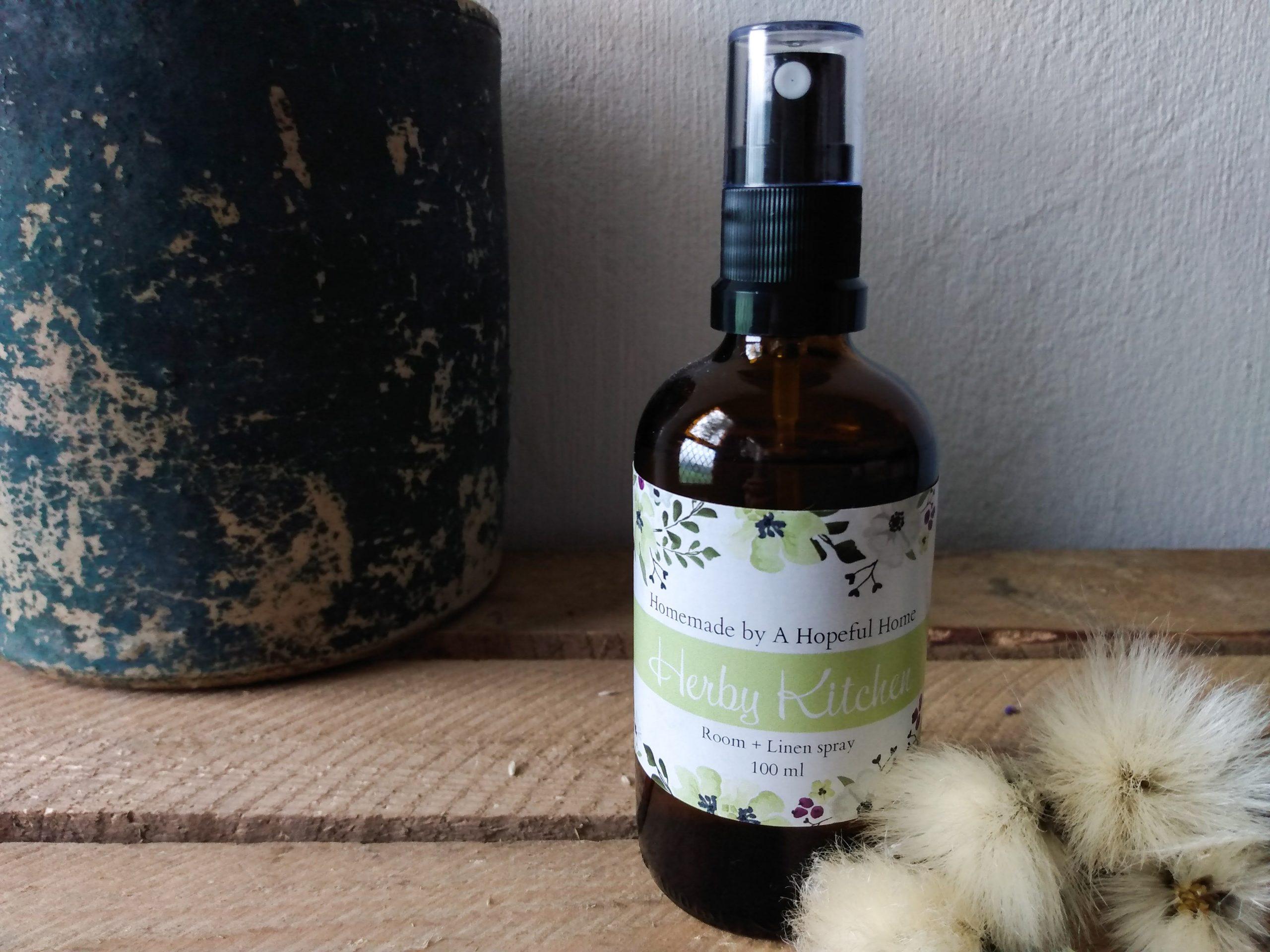 main herby kitchen spray