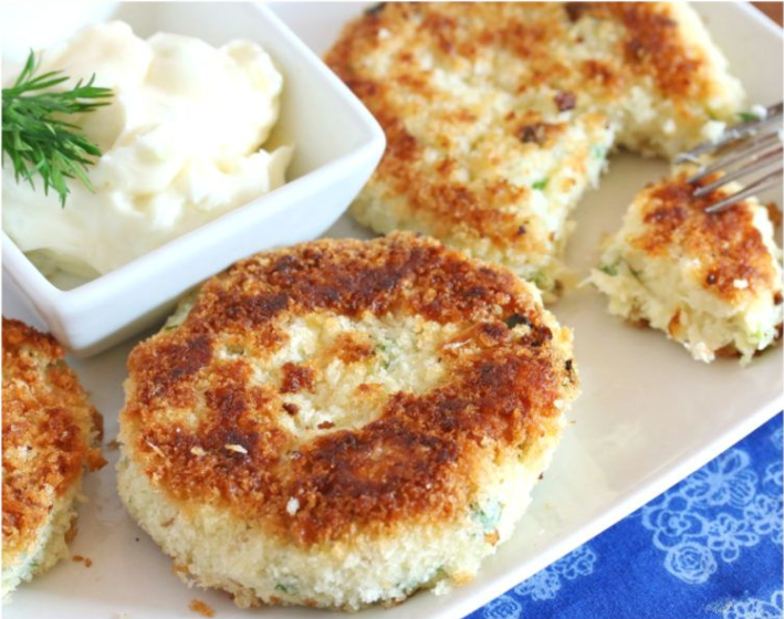 five easy meals with fish fish cakes