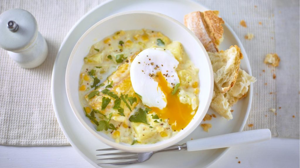 five easy meals with fish smoked haddock showder