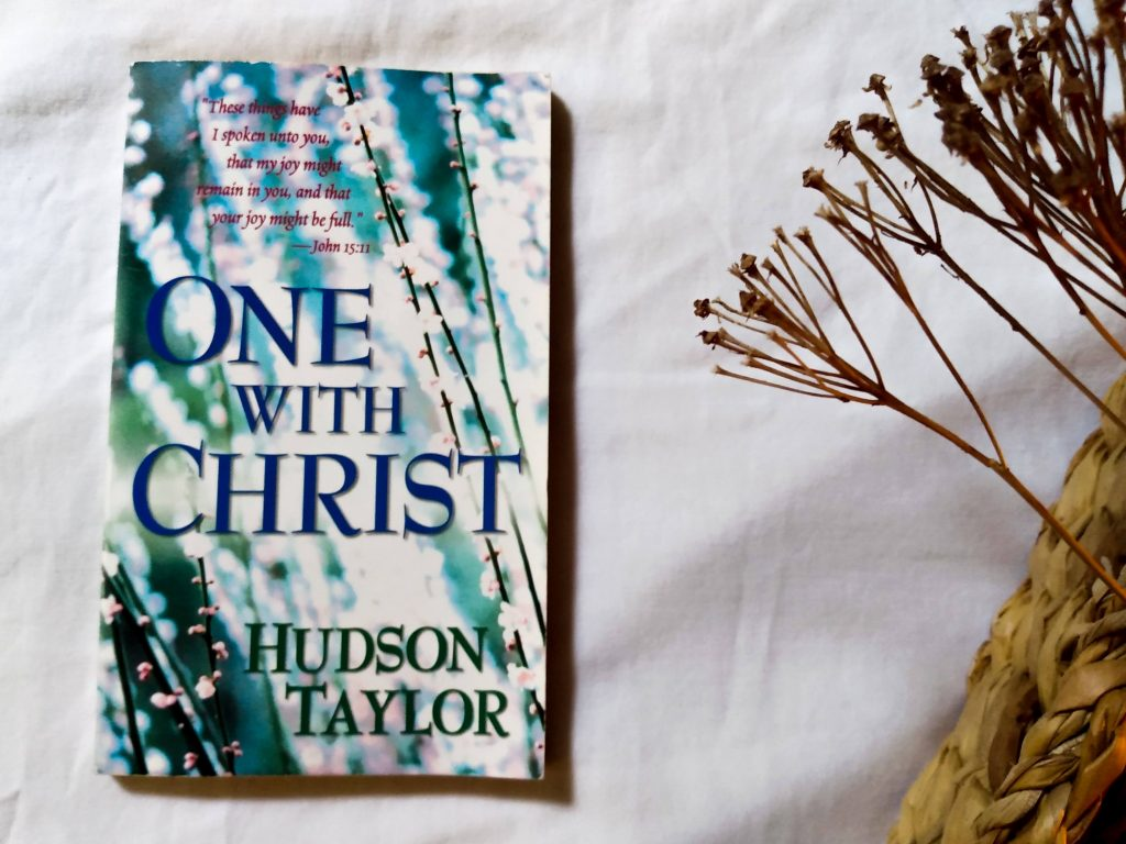 botm one with christ hudson taylor