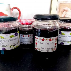 header image blackberry recipe