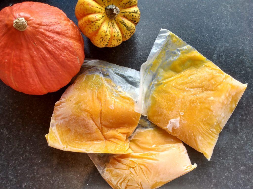 main image pumpkin puree