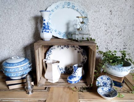 Featured image february vintage homeware restock by a Hopeful Home.