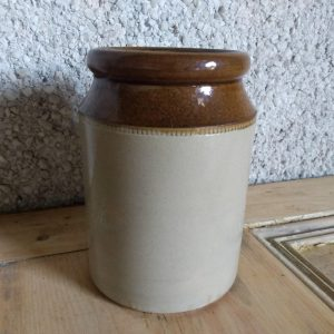Vintage Storage Jar Medium.